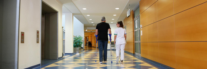 Orthopädische Klinik Hessisch Lichtenau - Pflege