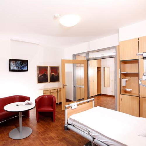 Orthopädische Klinik Hessisch Lichtenau - Zimmer