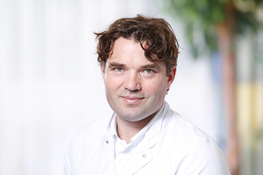 Orthopädische Klinik Hessisch Lichtenau - Andrew Robinson