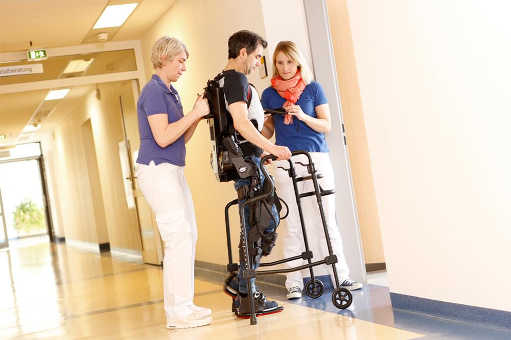 Orthopädische Klinik Hessisch Lichtenau - Behandlung von Menschen mit Querschnittlähmung