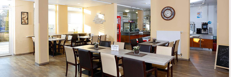 Orthopädische Klinik Hessisch Lichtenau - Cafeteria der Klinik