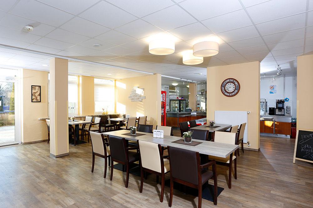 Orthopädische Klinik Hessisch Lichtenau - Cafeteria