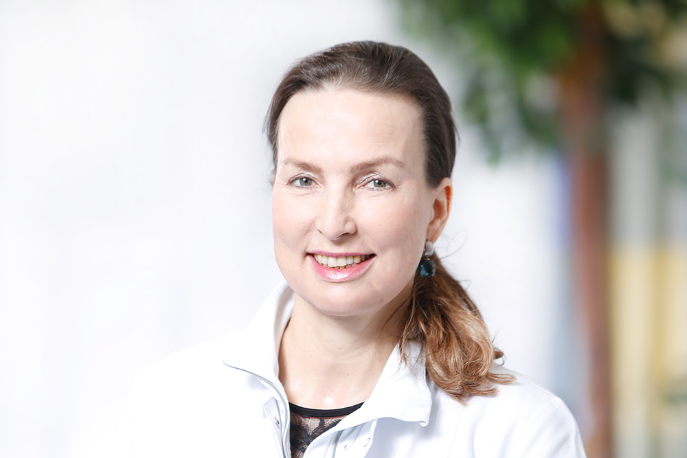 Orthopädische Klinik Hessisch Lichtenau - Chefärztin Dr. med. Marion Saur