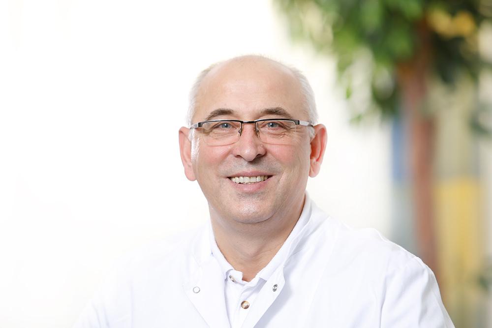 Orthopädische Klinik Hessisch Lichtenau - Dr. med. Ilian Nazev