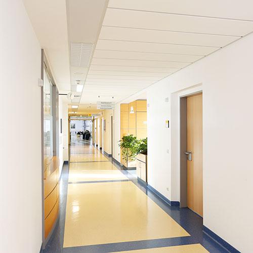 Orthopädische Klinik Hessisch Lichtenau - Flur