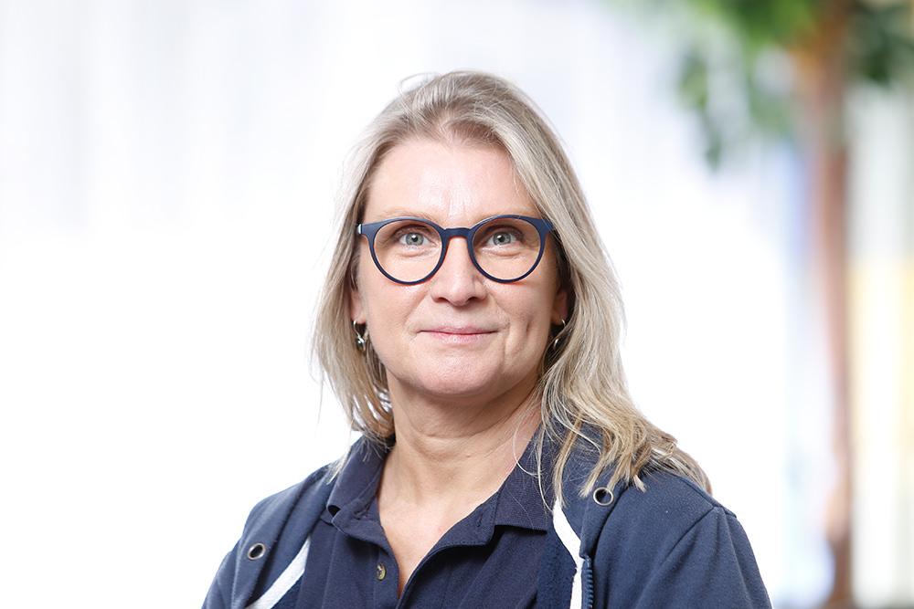 Orthopädische Klinik Hessisch Lichtenau - Frauke Roll - leitende Ergotherapeutin