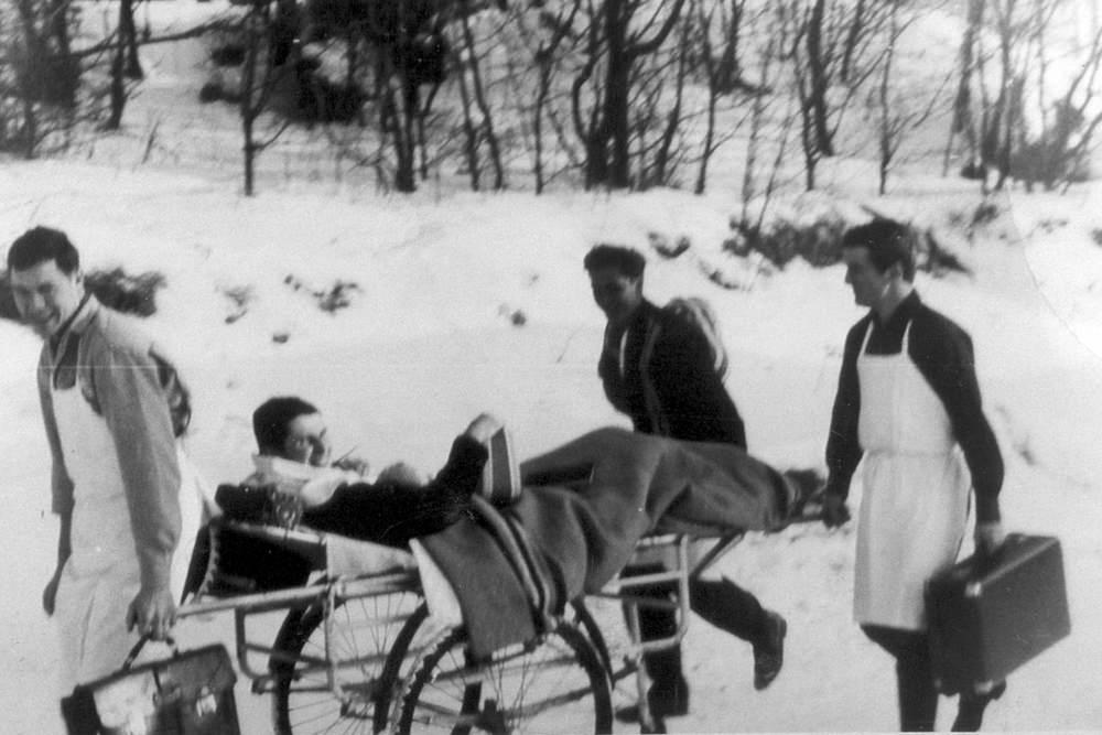 Orthopädische Klinik Hessisch Lichtenau - Geschichte