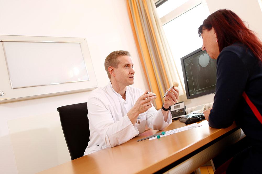Orthopädische Klinik Hessisch Lichtenau - Hüftchirurgie