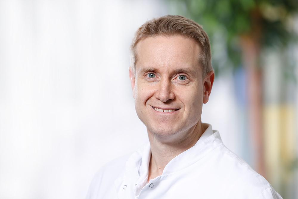 Orthopädische Klinik Hessisch Lichtenau - Jörn Müller