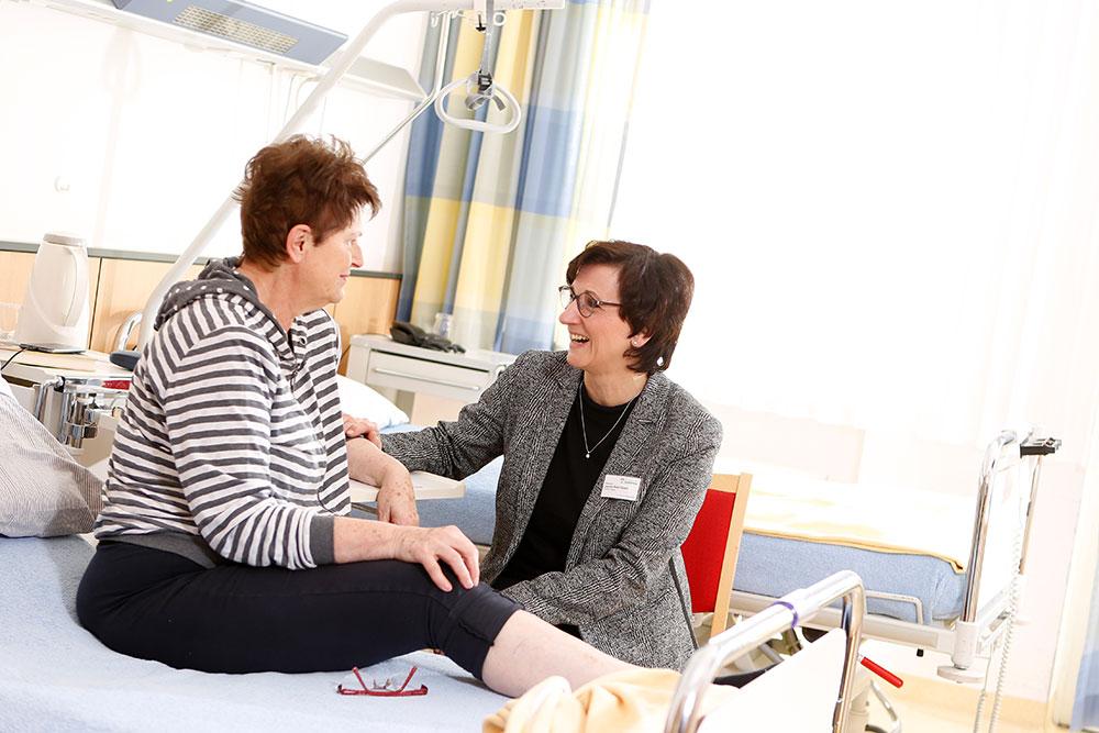 Orthopädische Klinik Hessisch Lichtenau - Klinikseelsorge