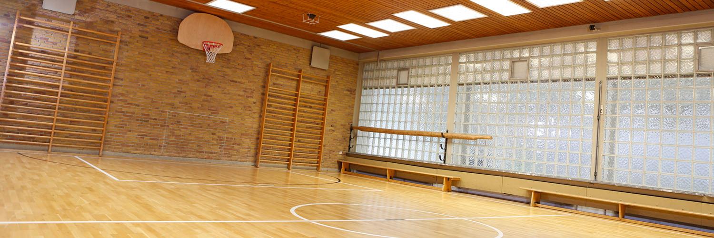 Orthopädische Klinik Hessisch Lichtenau - Sporthalle