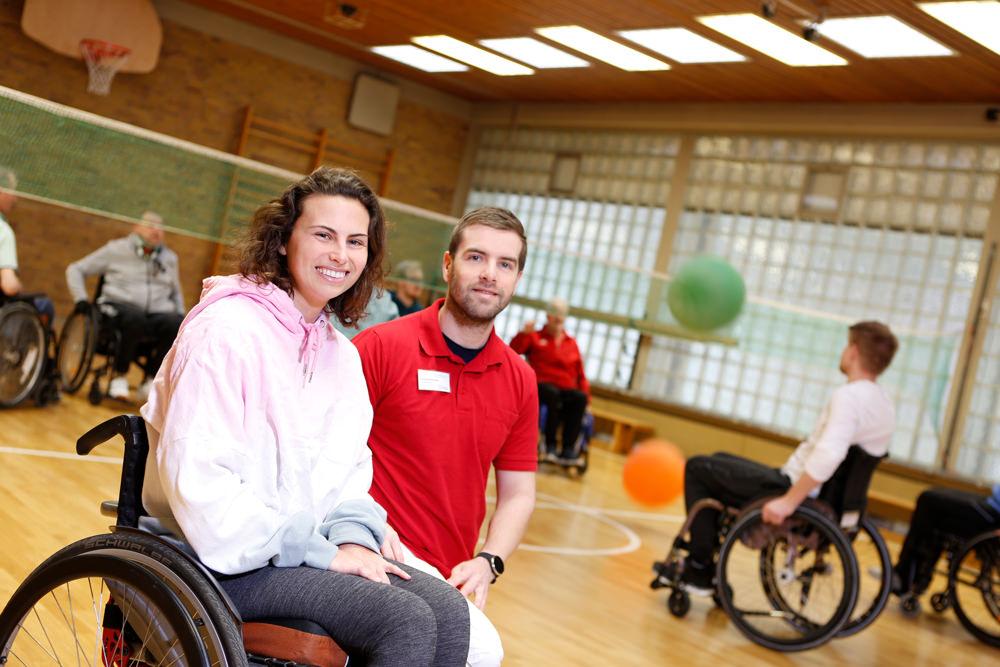 Orthopädische Klinik Hessisch Lichtenau - Sporttherapie