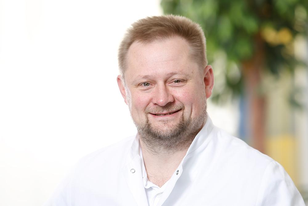 Orthopädische Klinik Hessisch Lichtenau - Stefan Kistner