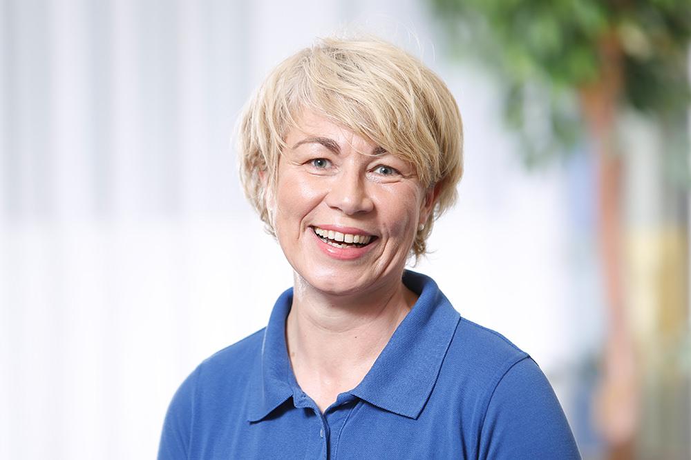 Orthopädische Klinik Hessisch Lichtenau - Susanne Larbig - Leitende Physiotherapeutin
