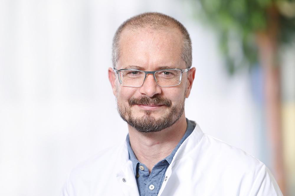 Orthopädische Klinik Hessisch Lichtenau - Tobias Radebold