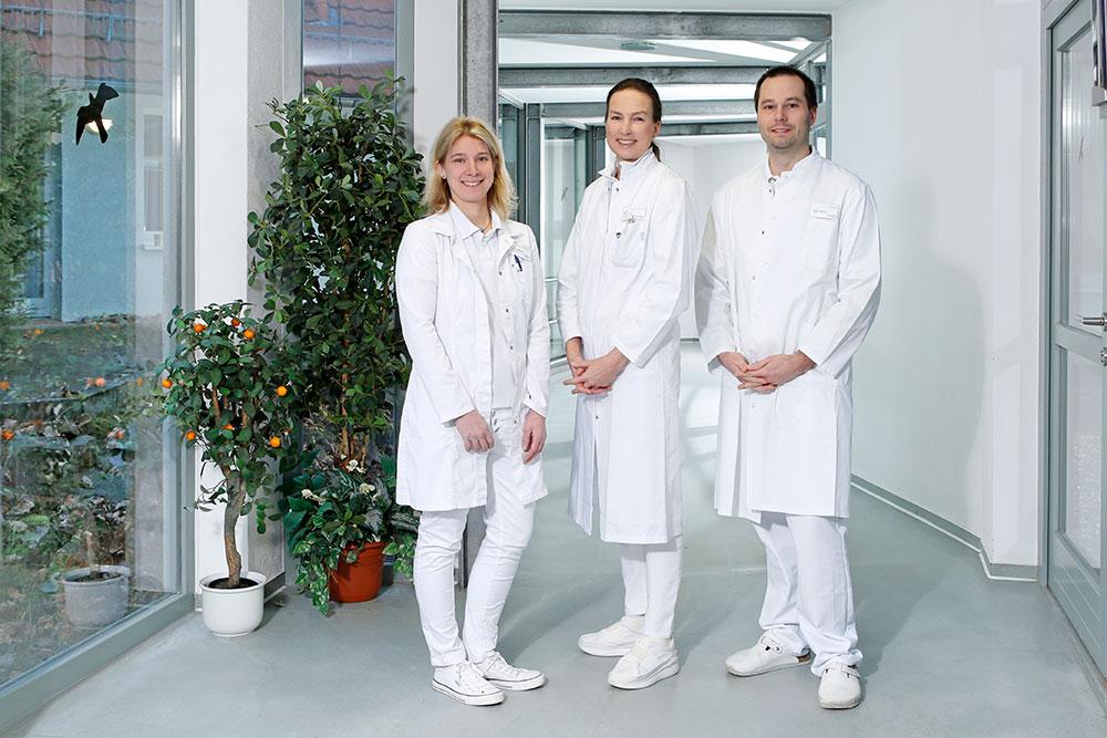Orthopädische Klinik Hessisch Lichtenau - Zentrum für Tetra- und Paraplegie - Team