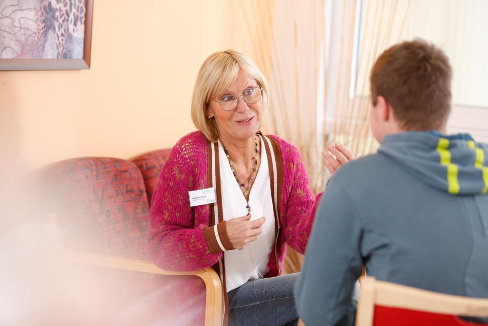 Orthopädische Klinik Hessisch Lichtenau - Psychologischer Dienst